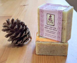 מיכל סבון טבעי ביקורת