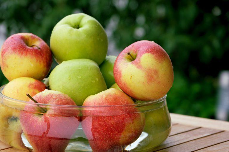 איך לאחסן תפוחים